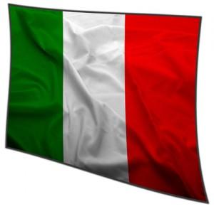 Hotel Ritter Bruchsal Kulinarischer Kalender Italien-Flagge