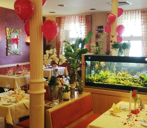 Hotel Ritter Bruchsal Kulinarischer Kalender Valentinstag