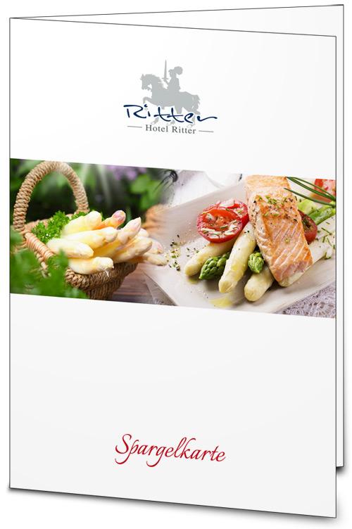 Hotel Ritter Bruchsal Kulinarischer Kalender Spargel